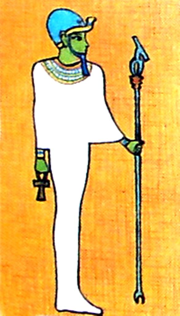 уважаемые бог египта птах картинка внимание